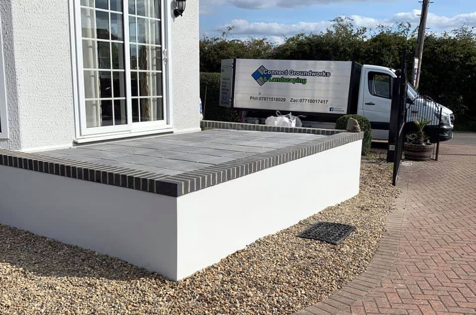 Landscaping and Groundworks Kent